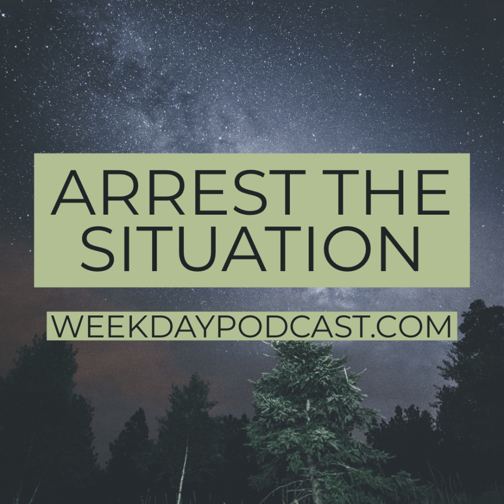 Arrest the Situation Image