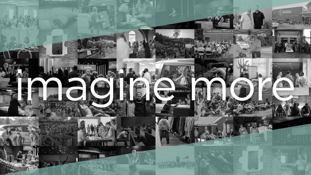 Imagine More: Week 2 Image