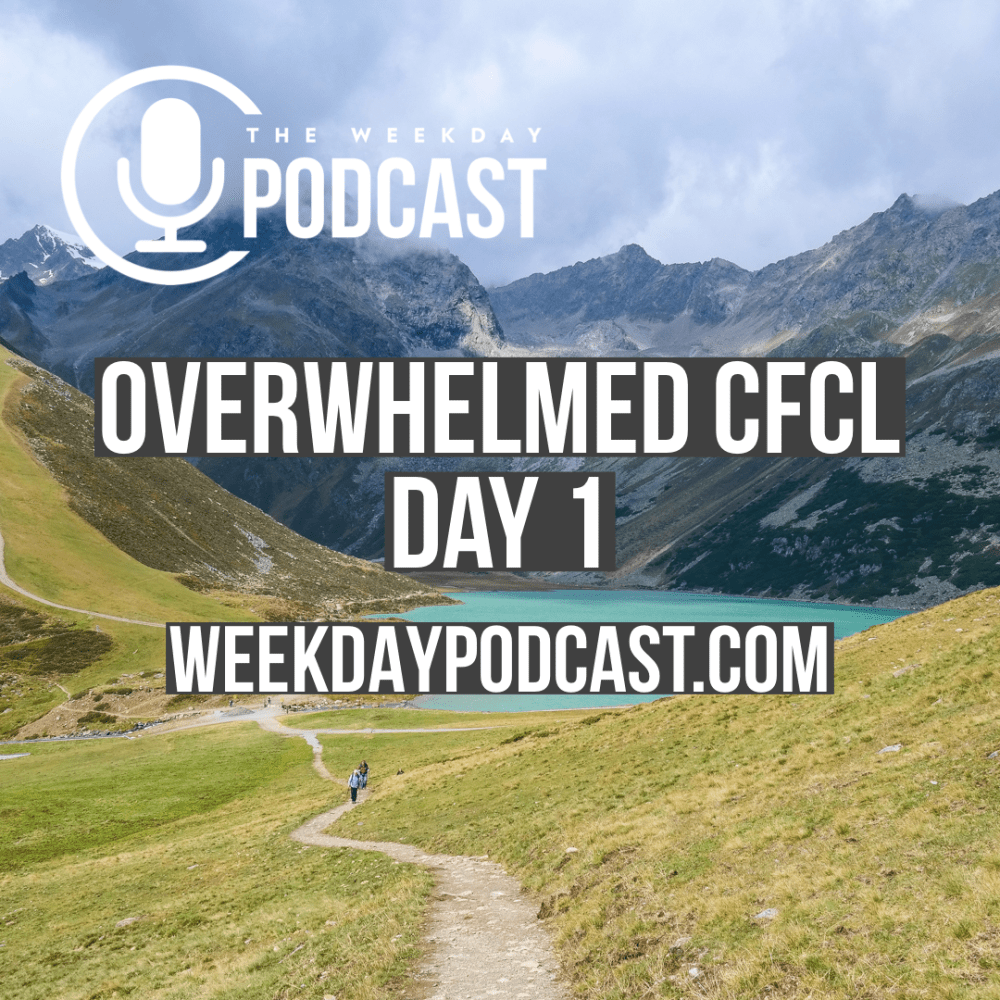 Overwhelmed CFCL: Day 1 Image