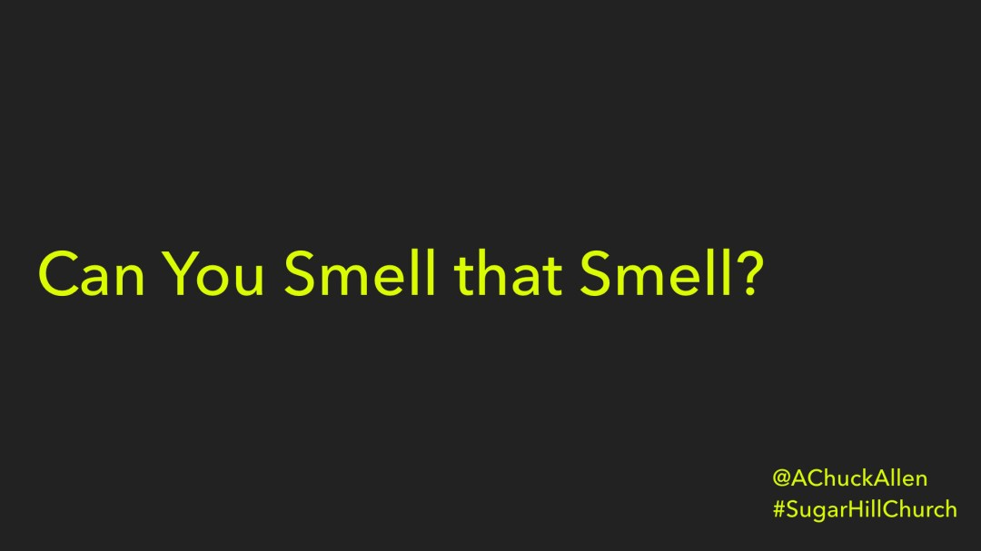 Can You Smell That Smell? Image