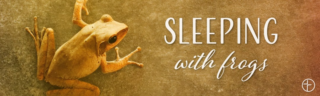 Sleeping With Frogs Image