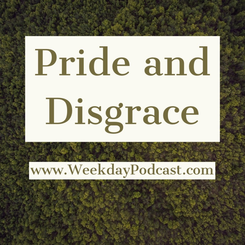 Pride and Disgrace Image