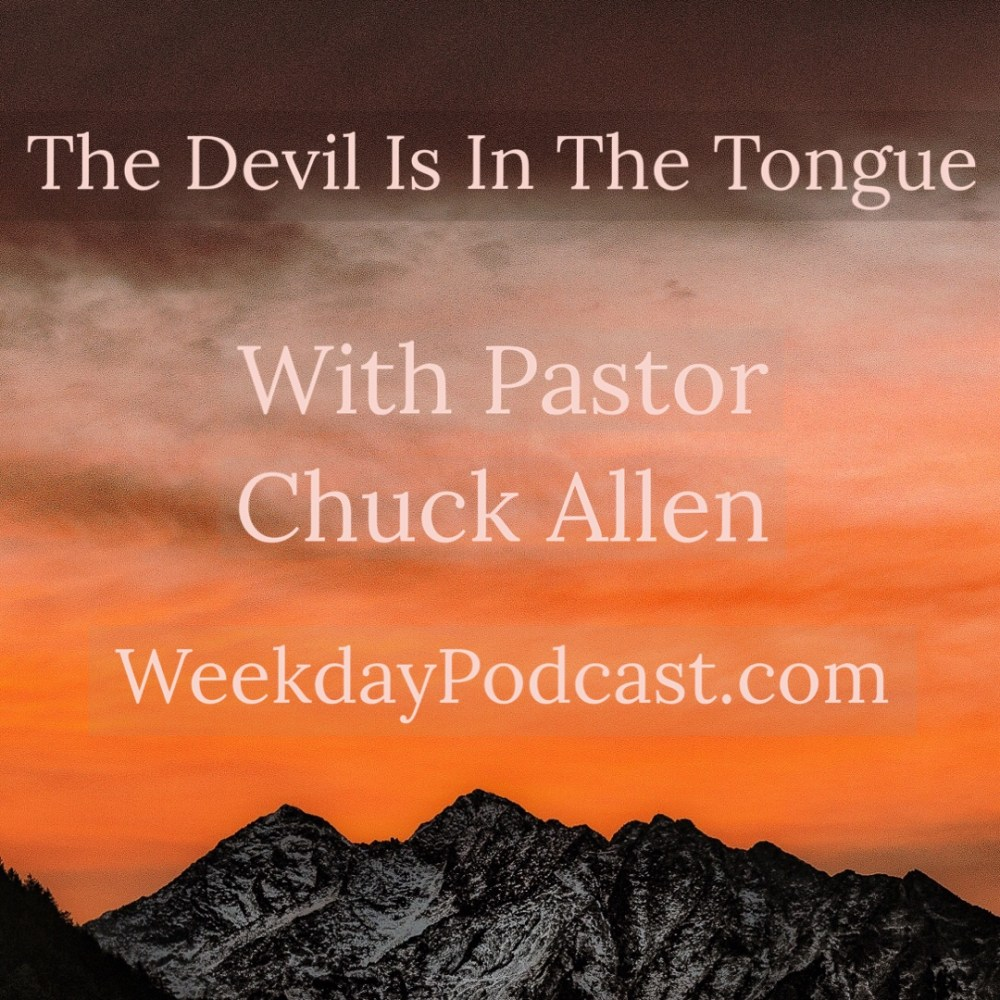 The Devil Is In The Tongue Image