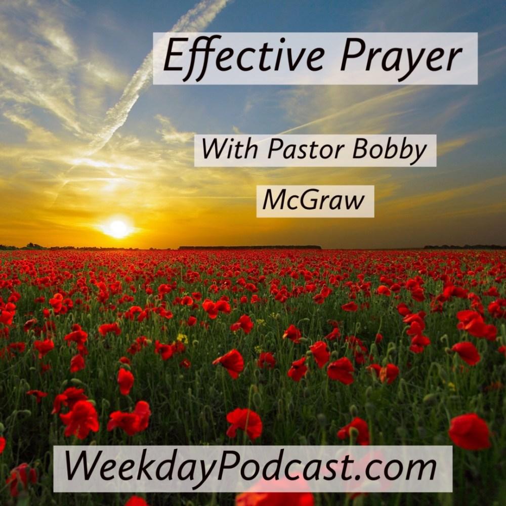 Effective Prayer Image