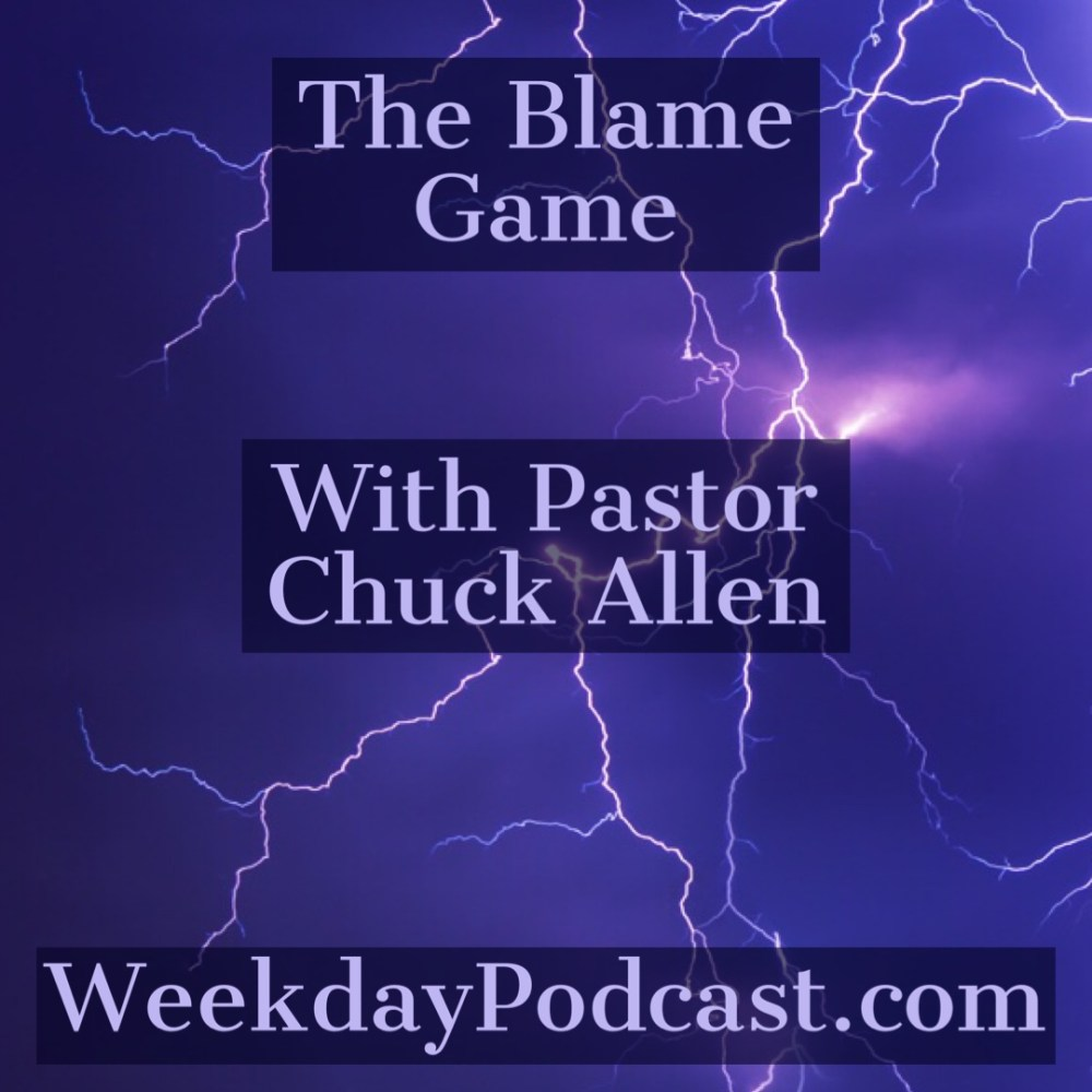 The Blame Game Image
