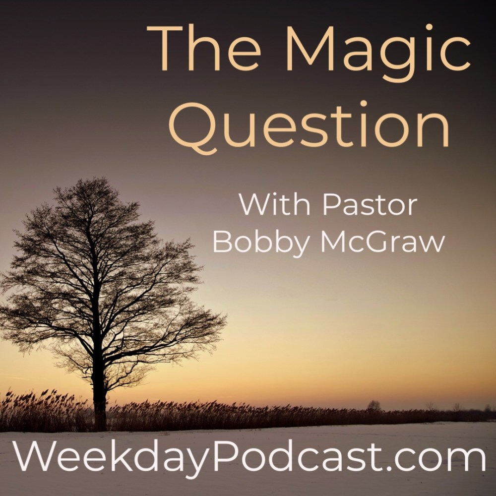 The Magic Question Image