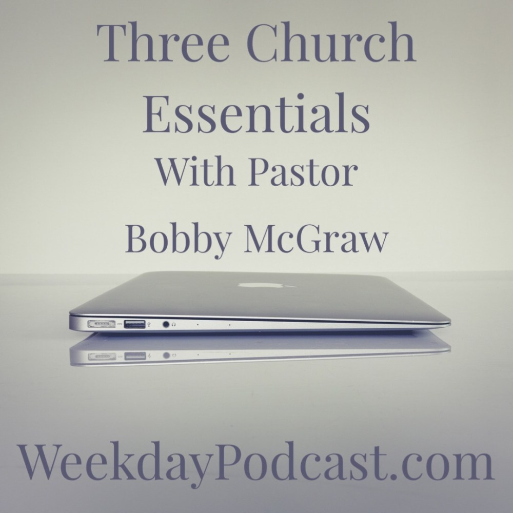 Three Church Essentials Image