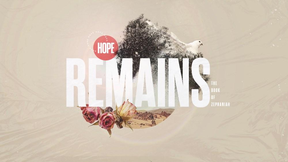 Hope Remains: Week 2 Image