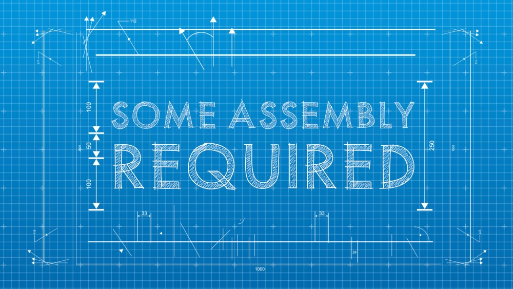 Some Assembly Required: Week 4 Image