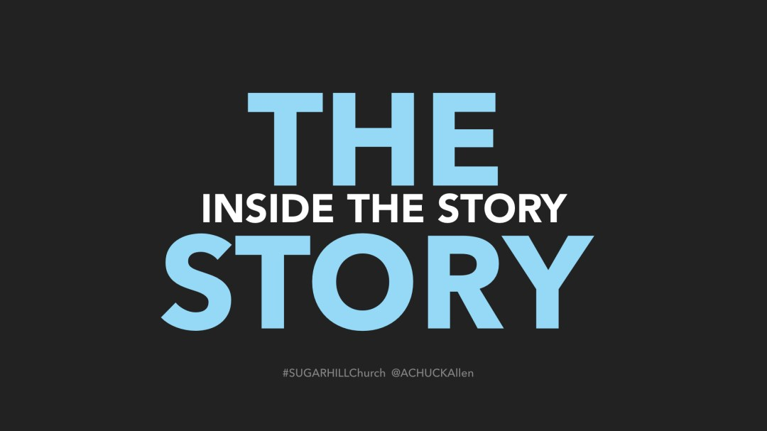 The Story Inside The Story - Week 4 Image