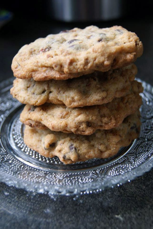 """Wild Earth"" Granola Chocolate Chip Cookies"
