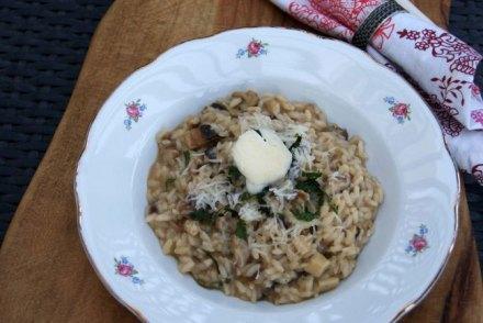 Mixed-Mushroom-Risotto