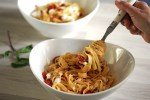 Tagliatelle-with-ricotta-and-roasted-tomatoes