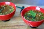 hot pot soup vietnamese style