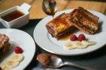 nutella-banana stuffed french toast