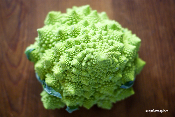 Romanesco Broccoli Soup
