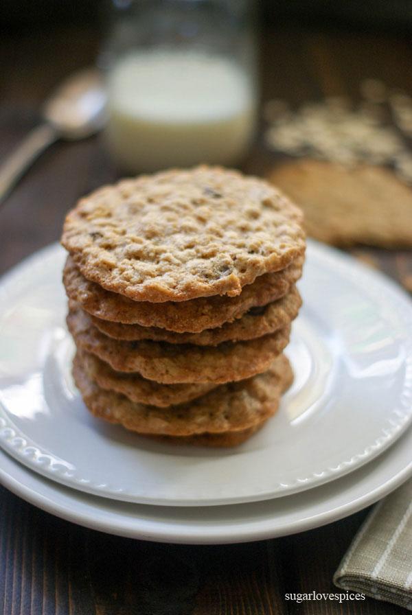 oatmeal-chocolate-cookies