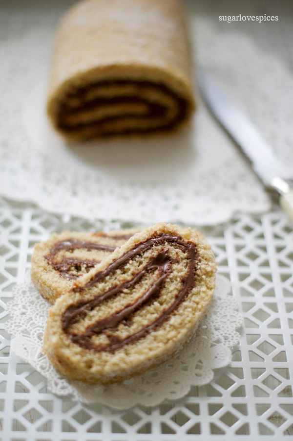 Nutella Roll