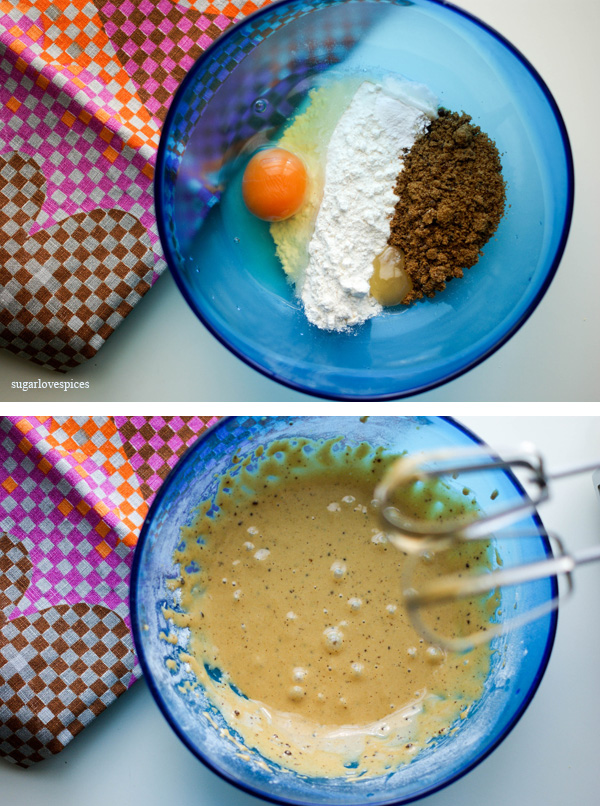 Dorayaki with Chocolate Hazelnut Spread
