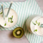 Honeydew Yogurt Smoothie