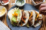 Korean BBQ Chicken Tacos