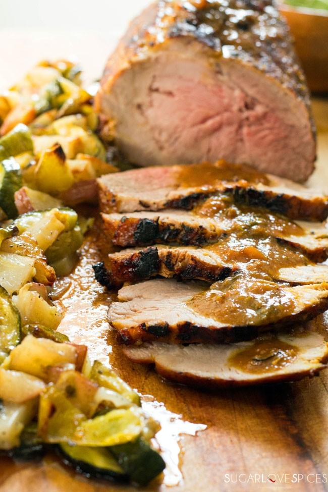pressure cooker pork tenderloin