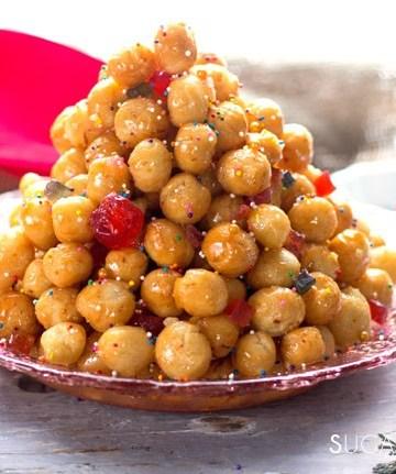 Struffoli, Italian Christmas Classic