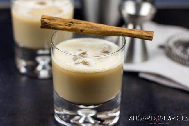 Whiskey Maplecino