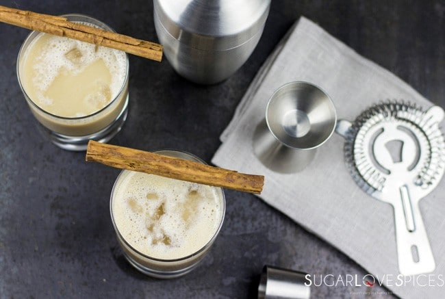 Whiskey Maplecino