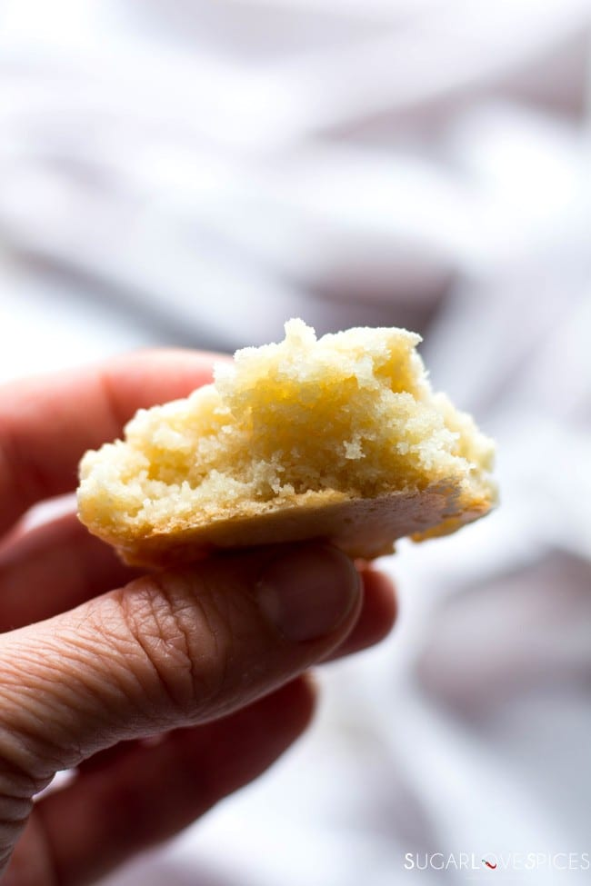 Soft Chewy Amaretti Cookies