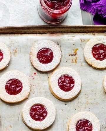 Occhi di Bue, Italian sweet treats