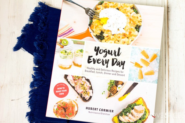 Cooking and Baking with Yogurt & a Cookbook Review - Yogurt Every Day