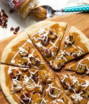 Cookie Notti Dessert Pizza