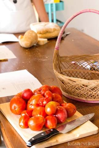 Pappa al pomodoro-tomatoes-prep