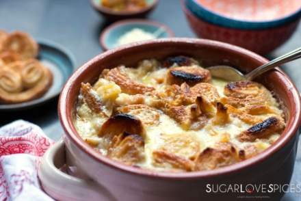 Om Ali - Egyptian Bread Pudding