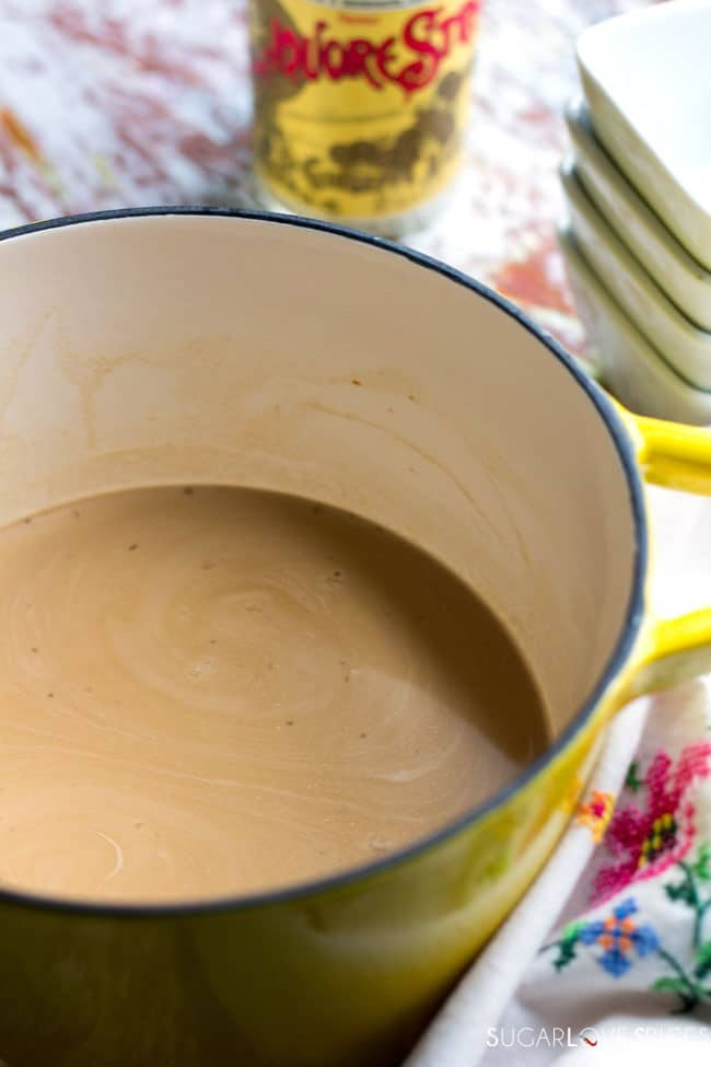 Coffee Panna Cotta (Panna Cotta al Caffe')
