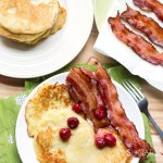 Swedish Potato Pancakes