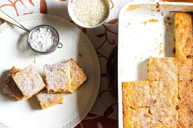 Torta di Riso di Grazianella (Italian Rice Cake)
