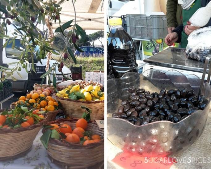 Orange and Black Olive Salad-orangesandolives