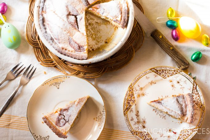 Italian Easter Pastiera And A Baking Course At Eataly Roma Sugarlovespices