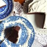 Irish Chocolate Stout Cake