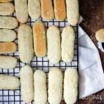 Homemade Savoiardi Cookies