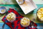 Mango ice cream (Coupe Mount Kenya)