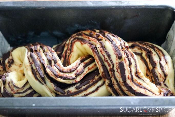 Best ever chocolate babka