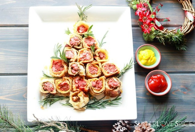 Party Pleaser Italian Sausage Rolls