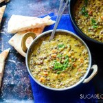 Indian-inspired Red Lentil Dahl-feature image