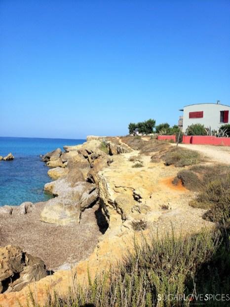 Ciambelline sarde- the house in Sardegna
