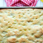How to make Italian Focaccia Genovese