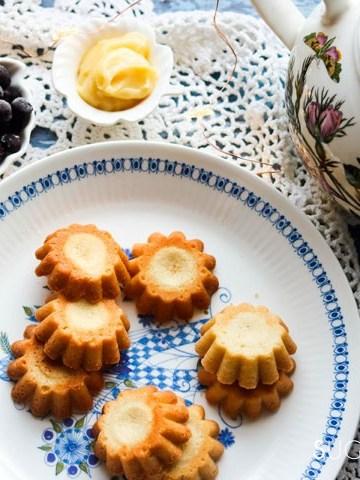 Sandbakkelse, Norwegian Christmas Cookies