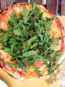 When in Rome, Roma Antica Tour, pizza